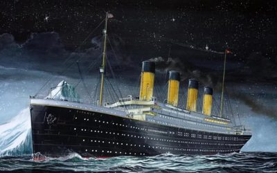 Две мистериозни книги ја предвиделе катастрофата на бродот Титаник