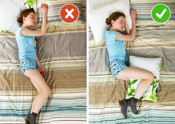 Како да спиете во вашата омилена позиција, без да му наштетите на здравјето?