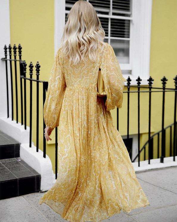 Што да облечете на пролетна венчавка?