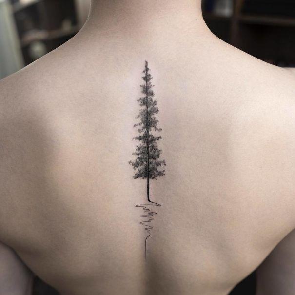 Одлични идеи за тетоважи на 'рбетот