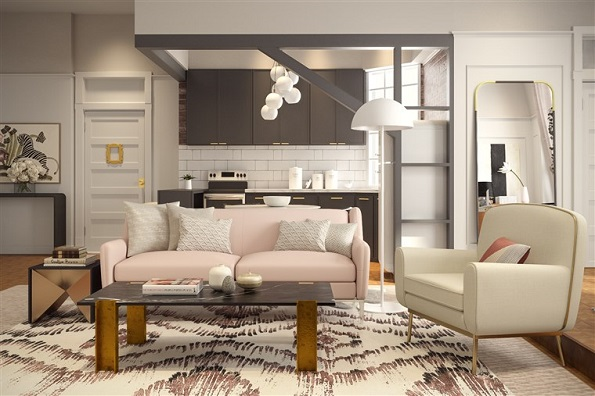 """Како би изгледал станот на Моника од """"Пријатели"""" во 2018 година?"""