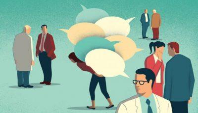 Илустрации за проблемите во модерното општество кои ќе ве замислат