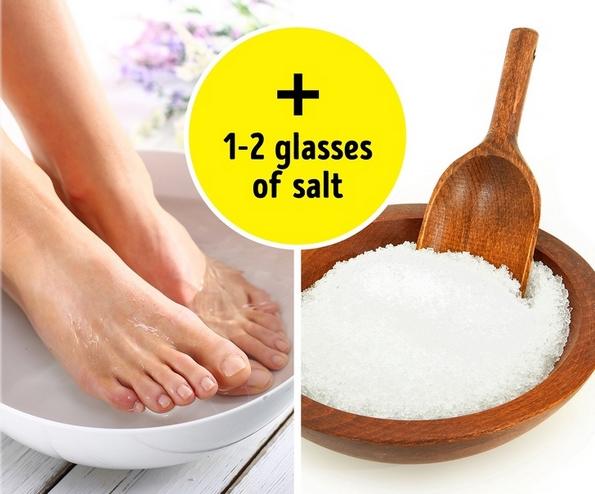10 примени на солта, коишто ќе ви го олеснат чистењето на вашиот дом