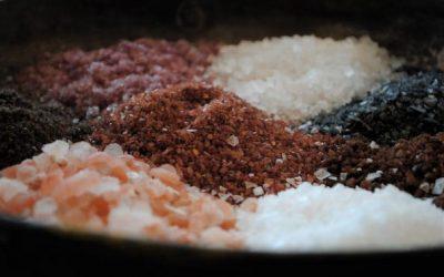 9 видови сол и нивните здравствени придобивки