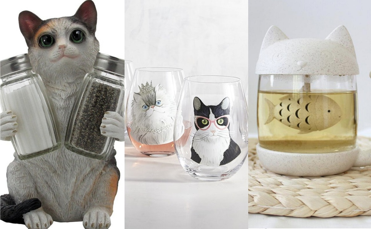 И вие ќе ги посакате: Мачките како инспирација за детали во домот