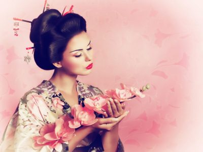 Негувајте ја вашата кожа на јапонски начин