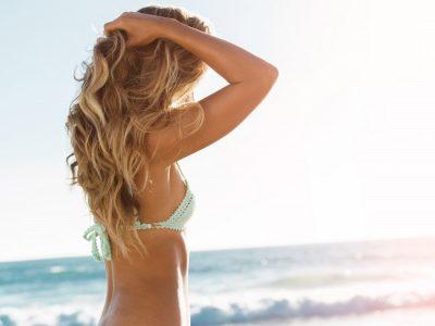 Неколку совети за заштита на вашата коса од високите летни температури