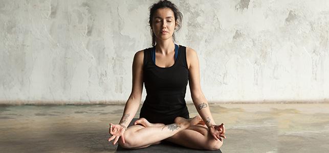 Како да ги контролирате вашите мисли за време на медитација?