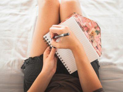 """Неколку причини зошто да водите """"булет""""-дневник"""