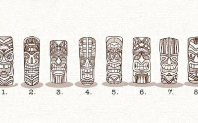 Одберете една племенска маска и откријте каква личност сте