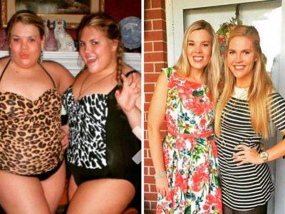 """Луѓето на овие 20 """"пред и потоа"""" фотографии екстремно го намалиле вишокот килограми и ќе ве мотивираат и вас да успеете во тоа"""