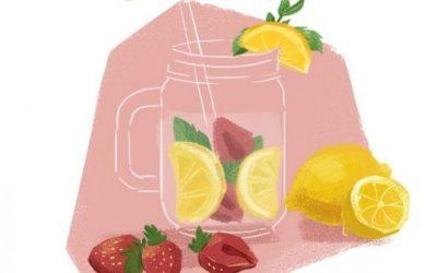 10 освежителни и здрави рецепти за спа вода