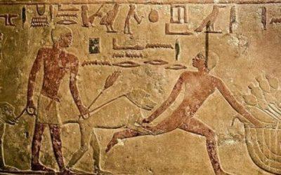 Како биле решавани злоделата во древен Египет?