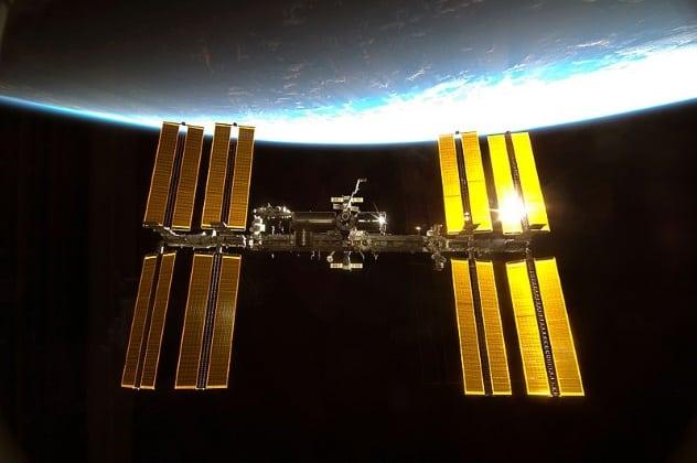 10 интересни факти за Интернационалната вселенска станица