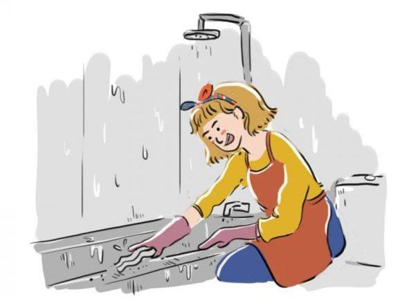 10 неверојатни трикови за чистење