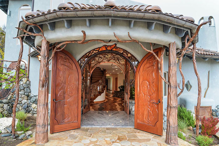 Неверојатна куќа инспирирана од бајките