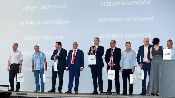 """""""Нептун"""" одбележа две децении работа со 25 продавници низ цела Македонија и над 400 вработени"""
