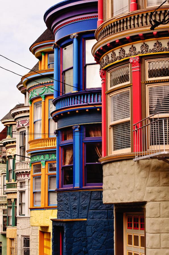 Архитектурата на Сан Франциско и историјата зад прекрасните викторијански куќи
