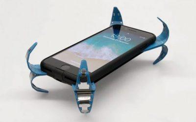 """Студент го создал првото """"воздушно перниче"""" за телефон"""