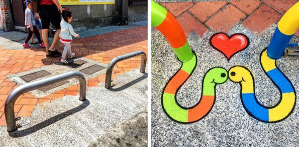 Артист од Њујорк им дава нов, инспиративен изглед на здодевните улични објекти