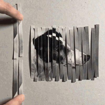 Јапонски уметник кој ќе ве воодушеви со неговата техника
