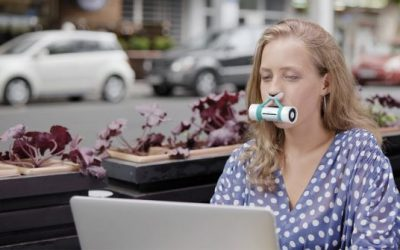 Првата едноставна направа што го претвора загадениот воздух во чист кислород