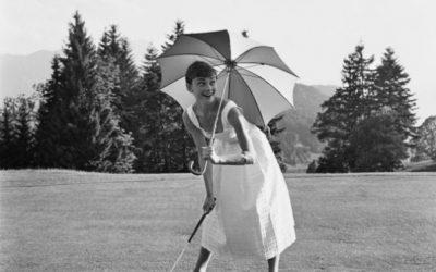 Летна винтиџ инспирација: Холивудски фустани од минатото