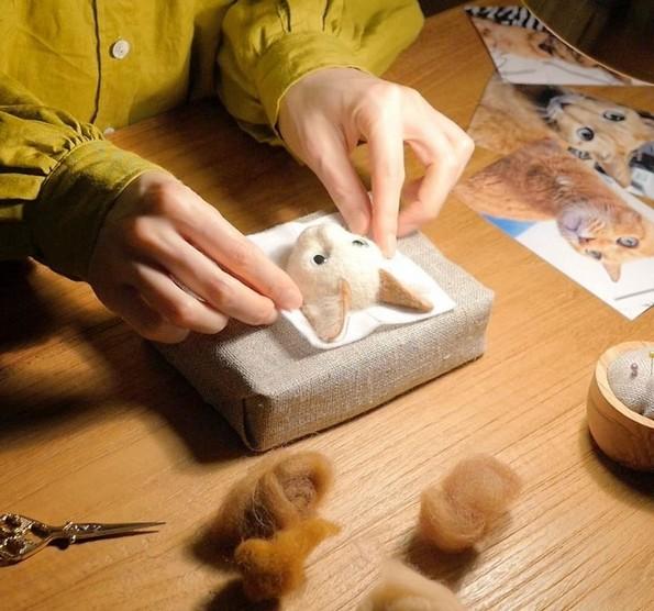 Јапонска уметница прави неверојатни 3Д портрети од валана волна