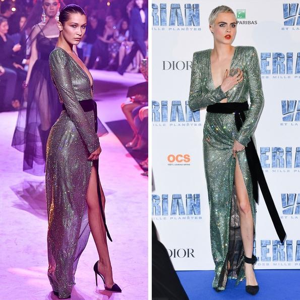 На кого му стои подобро? 18 фотографии на кои познатите ѕвезди носат идентична облека