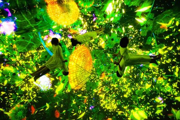 Дигитална изложба во Токио која ви овозможува да влезете во светот на соништата