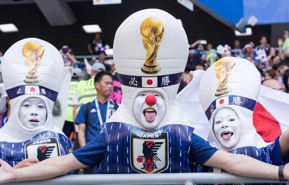 Фотографии од фудбалски фанови без кои Светското првенство би било здодевно