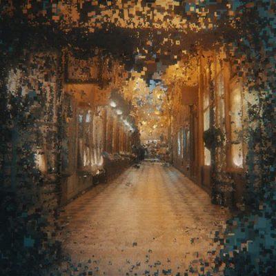 Лутање низ Париз како во сон