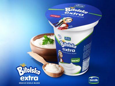 Ново Битолско екстра кравјо кисело млеко