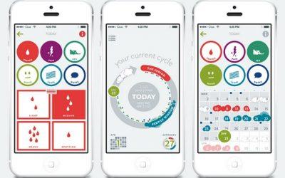 Најдобрите апликации за следење на вашиот менструален циклус