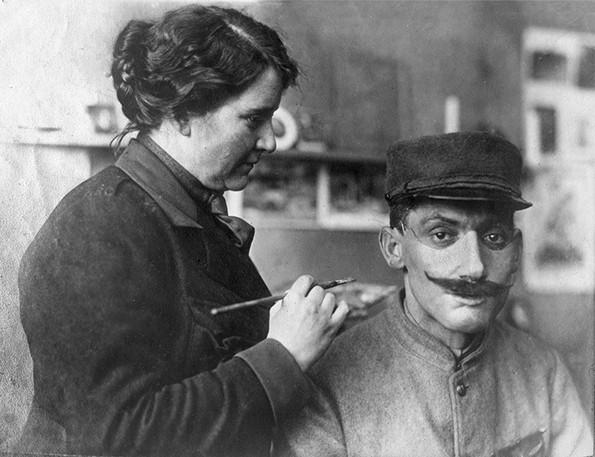"""Неверојатни """"реконструкции"""" на лице на војници од Првата светска војна"""