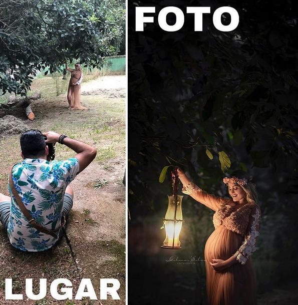 Овој фотограф ги изненадува луѓето ширум светот со позадината на неговите фотографии