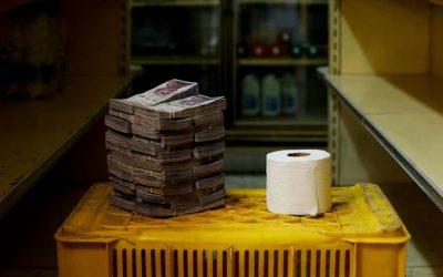 Колку кеш ќе ви треба за да купите разни секојдневни продукти во Венецуела?
