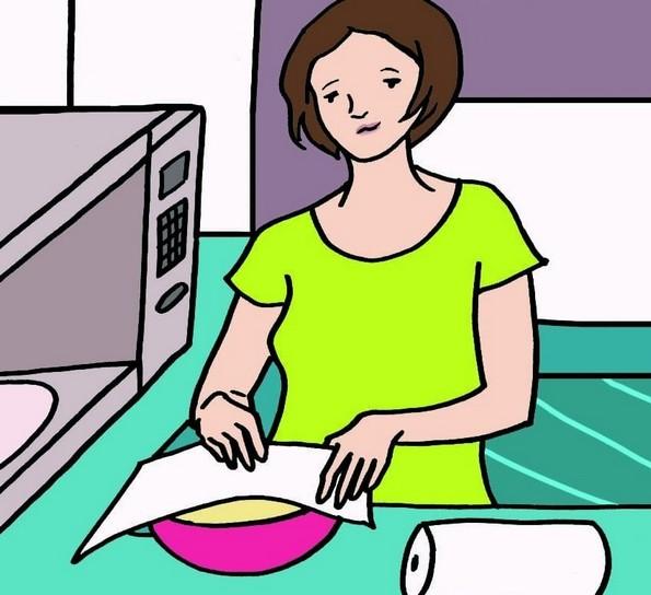 6 начини да ја исчистите микробрановата печка со продукти што ги имате дома