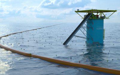 Пловечки собирач на отпад ќе го чисти островот од ѓубре во Тихиот Океан