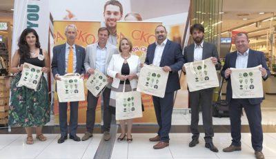 Нова еко-акција на Пивара Скопје, Пакомак и Холандската амбасада: Преку замена на неразградливите пластични кеси, до почиста животна средина