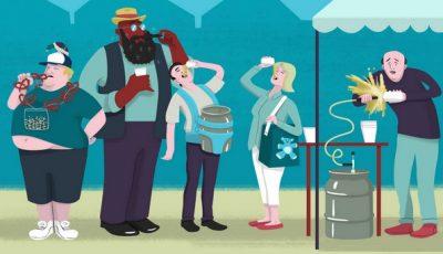 12-те видови луѓе што ќе ги сретнете на секој фестивал на пивото