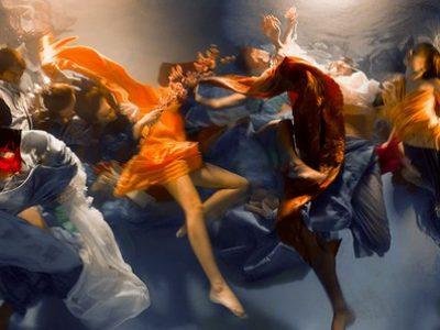 Неверојатни подводни фотографии што се подраматични од сликите од барокот