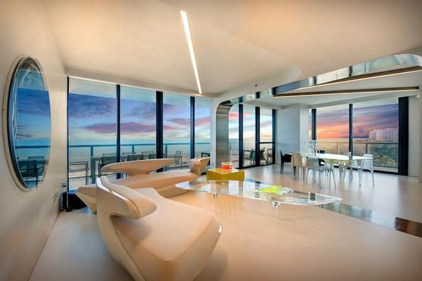Погледнете го неверојатниот дом на Заха Хадид што чини 5 милиони евра