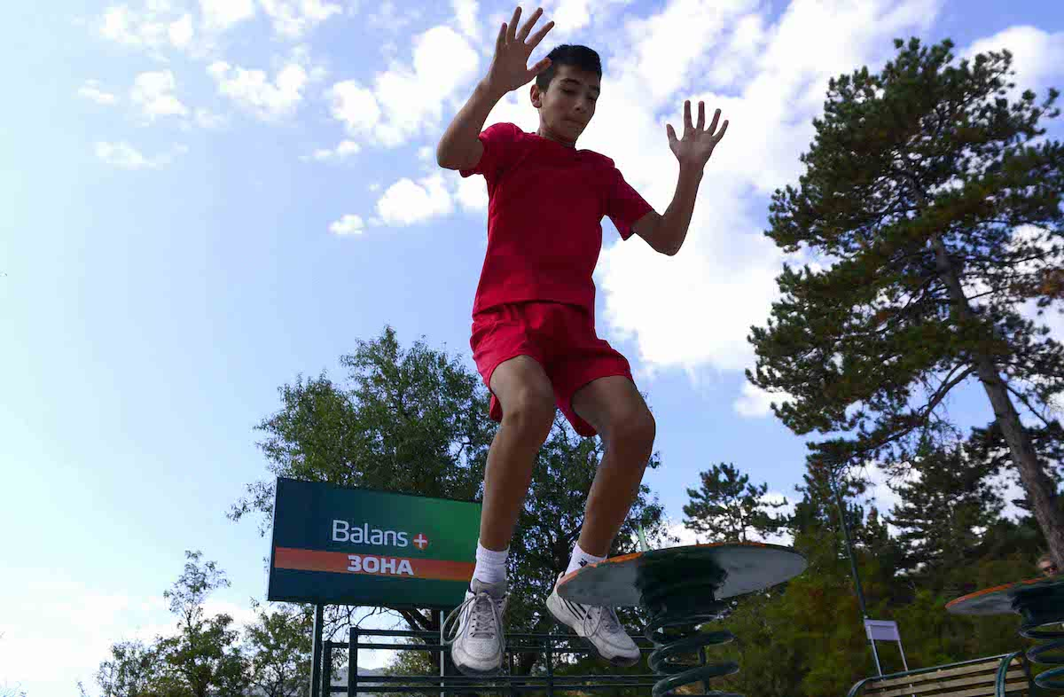 Бимилк отвори уште една Balans+ Зона: Ново спортско-рекреативно катче за битолчани