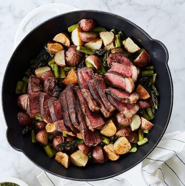 7 видови храна со најмногу железо