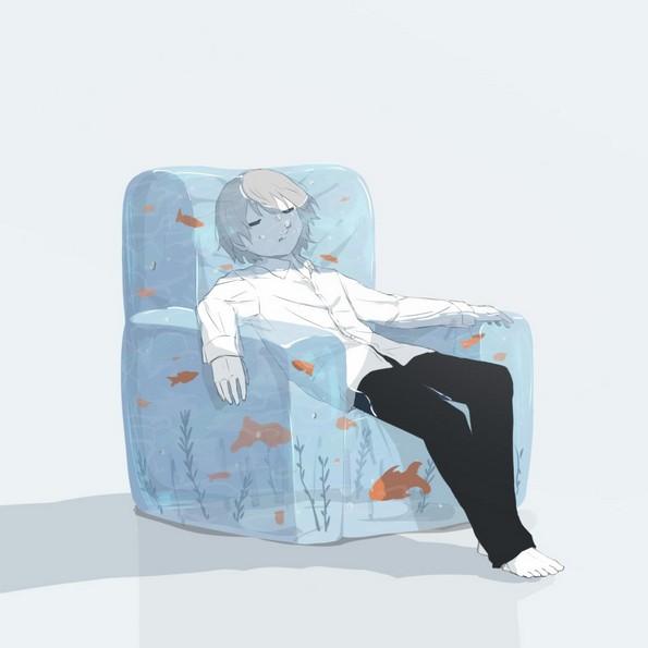Јапонски артист ги илустрира чувствата што не можеме да ги опишеме со зборови