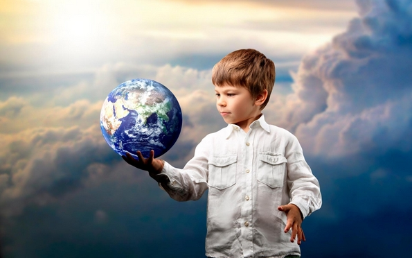 Како во овој хаотичен свет, токму ТИ да бидеш промената?