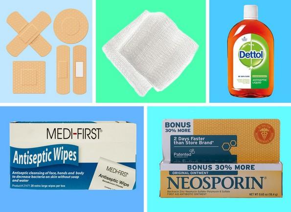 Неопходни предмети што секој треба да ги има во кутијата за прва помош