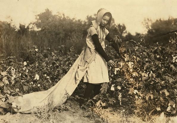 Застрашувачки фотографии од 1900-тите кои ги прикажуваат маките на децата работници