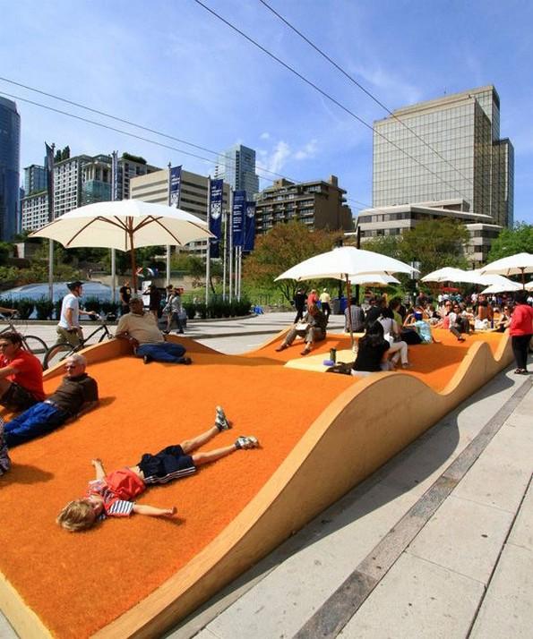 Примери за урбан дизајн што секој би сакал да ги види во неговиот град